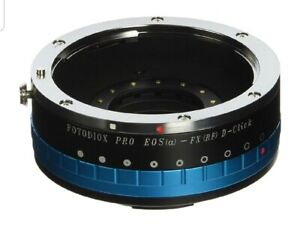 Fotodiox Pro Lens Mount Adapter - Canon EOS (EF / EF-S) D/SLR Lens to...