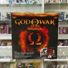 PS3 God of War Omega Collection Limited Edition Brand New Free Shipping