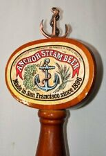 Anchor Steam Brewery Beer Tap Handle