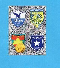 PANINI CALCIATORI 2006-2007- Figurina n.P1/4-FOLIGNO+GIUGLIANO+GUBB-SCUDETTO-NEW
