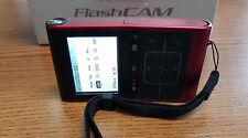 Samsung Flashcam HMX-U10 High Definition Camcorder - RED - EXCELLENT USED