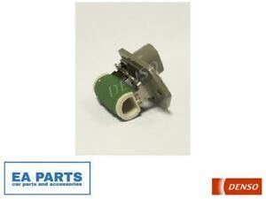 Pre-resistor, electro motor radiator fan for ALFA ROMEO FIAT DENSO DRS01004