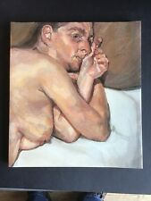 1987 First Lucian Freud Paintings Robert Hughes South Bank British Council PB Vg