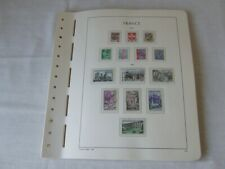 FRANCE 1960-69 FINE USED COLLECTION ON LIGHTHOUSE HINGELESS STAMP ALBUM PAGES