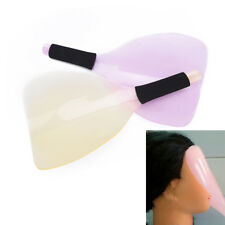 Hairdressing Haiut Face Ma Shield Cover Hair Cutting Dyeing Protector `dn