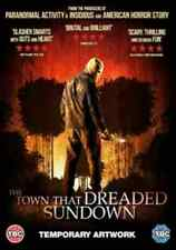Travis Tope, Gary Cole-Town That Dreaded Sundown  DVD NEW