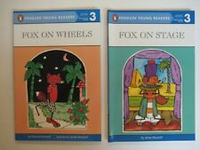 NEW PAPERBACK Penguin Young Readers FOX Two Book Set by Marshall --- 2 BOOKS