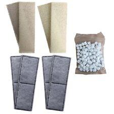 4 x Compatible Fluval U3 Foams + Polycarbon Cartridges + 170g Compatible Biomax