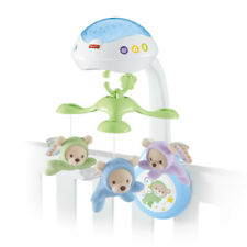 Fisher-Price Butterfly Dreams 3-in1 Projection Mobile Baby Light for Newborns
