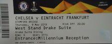 mint VIP TICKET Suite UEFA EL 2018/19 Chelsea FC - Eintracht Frankfurt