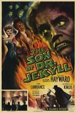 THE SON OF DR JEKYLL 1951 SUPER 8 B/W SOUND 400FT CINE FILM 8MM RARE