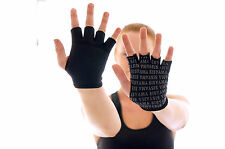 YOGA WORKOUT GYM GOLF WEIGHT CYCLING Gloves Socks M/L