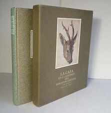 La Caza en la Historia del Dibujo Occidental 1987 Marques Western Hunting Art HC