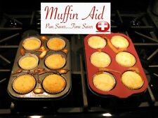 Muffin Pan, Cup Cake Pan, Pans...Muffin Aid Makes clean up a breeze! Baking need