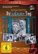 Ihr schönster Tag - DVD Film Inge Meysel Ruddolf Platte Götz George Pidax Neu