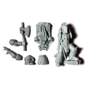 Red Scorpions Magister Sevrin Loth Chief Librarian Forge World Space Marines 40K