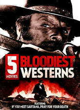 5-Movie Bloodiest Westerns: Massacre Time / Massacre at Grand Canyon / I Want Hi
