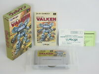 Super Famicom VALKEN Assault Suits Ref/076 Nintendo Japan sf