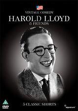 Harold Lloyd - in 5 Classic Shorts DVD