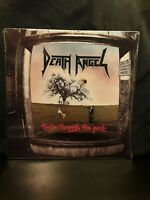 """Death Angel"" - Frolic Through The Park 1988 LP Record RARE-VINTAGE - VG+"