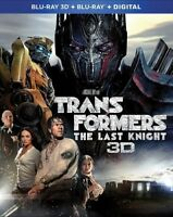 Transformers: The Last Knight [New Blu-ray] With DVD, Digitally Mastered In Hd