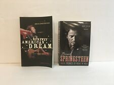 Bruce Springsteen Lot of 2  Runaway American Dream, Promise Of Rock N Roll
