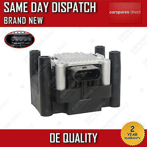 AUDI A1, A2, A3, A4 1.2, 1.4, 1.6, 1.8 IGNITION COIL PACK 1994>ONWARDS 032905106
