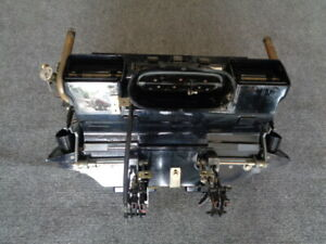 450SL R107 OEM MERCEDES BENZ OEM AIR-CONDITIONING HEATER AIR BOX MANUAL SUITCASE