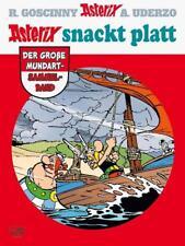 Asterix snackt Platt von Albert Uderzo und René Goscinny (2018, Gebundene Ausgabe)