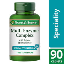Nature's Bounty Nature's Bounty Multi-Enzyme Complex with Betaine Hydrochlori...
