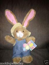 Applause Chauncey Gardener Garden Gate Collection Easter Plush Doll Figure