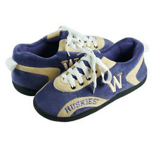 NEW Washington Huskies All Around Sneaker Slippers by Comfy Feet - Large