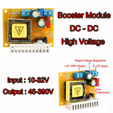 DC-DC Adjustable Power Supply Step-Up 8~32V To 45~390V  Booster Module Converter