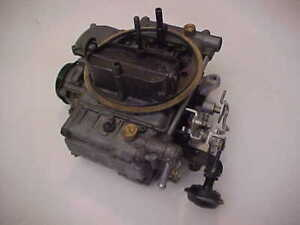1965-66 Ford, Mustang, Fairlane, Falcon V-8 replacement Holley Carburetor