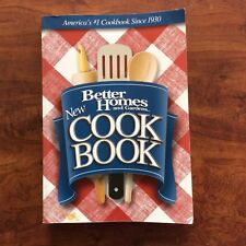 Better Homes And Gardens New Cookbook Recipes 2002 Paperback 12th Edition