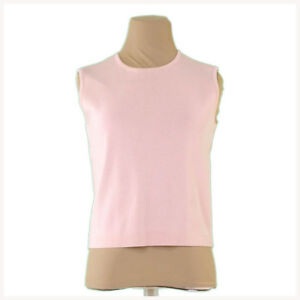 FOXEY tops  Pink Woman Authentic Used L1495