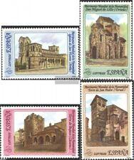 Spanien 2968-2971 (kompl.Ausg.) postfrisch 1990 Kulturerbe