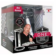 Micro Touch ONE  Classic-Safety-Razor  As Seen On TV