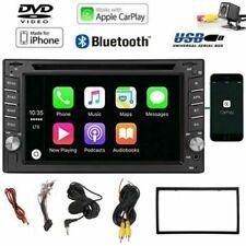 """6.2"""" VW 2DIN Autoradio Bluetooth APPLE CARPLAY MirrorLink DVD mit Rückfahrkamera"""