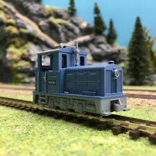 Locomotive classe 199 019-1 DR Ep III-IV-HOe 1/87-ROCO 33204