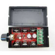 Good 12V 24V 48V 40A DC MOTOR SPEED REGULATOR PWM HHO RC CONTROLLER 2000W 9V-50V