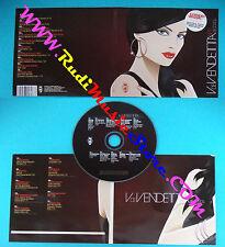 CD singolo V De Vendetta Records V:9 VENCD 912 SR SPAIN CARDSLEEVE no lp mc(S30)