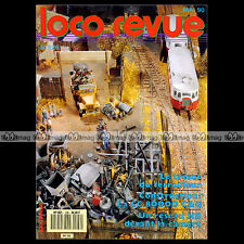 LOCO REVUE N°526 PULLMAN FLECHE D'OR GOLDEN ARROW LOCOMOTIVE 230 1990