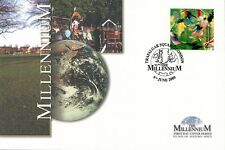 (50938) FDC: 2000 Children Playing - Millennium Limited edition of 5000