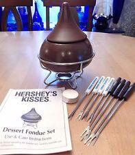 Hershey's Kisses Dessert Fondue Set