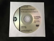 HP 2560 Driver Application CD DVD Disc