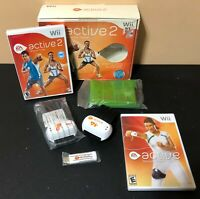 Nintendo Wii EA Sports Active 2 Personal Trainer Open Box-NEW Sealed Items