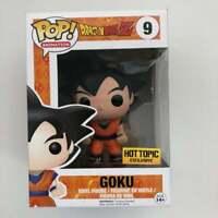 Funko Pop Dragon Ball Z DBZ  Goku Hot topic Exclusive #9