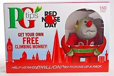 Red Nose Day Climbing Monkey Collectable Box unopened