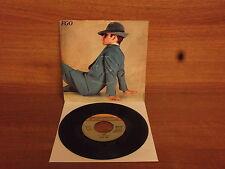 Elton John : EGO - Flintstone Boy : Rocket Records : ROKN 538 : Picture Sleeve